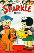 Sparkle Comics (1948) 7