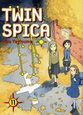 Twin Spica GN (2010-2012 Vertical Digest) 11-1ST