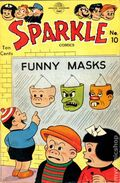 Sparkle Comics (1948) 10