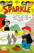 Sparkle Comics (1948) 13
