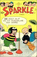 Sparkle Comics (1948) 27
