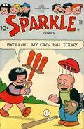 Sparkle Comics (1948) 30