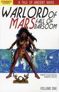 Warlord of Mars Fall of Barsoom TPB (2012 Dynamite) 1-1ST