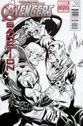 Avengers X-Sanction (2011) 1G