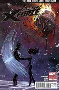 Uncanny X-Force (2010 Marvel) 18C