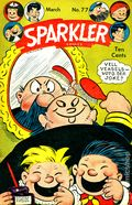 Sparkler Comics (1941 2nd Series) 77
