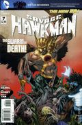 Savage Hawkman (2011) 7