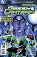 Green Lantern (2011 4th Series) 7A
