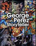 George Perez Storyteller HC (2006 Dynamic Forces) 1B-1ST