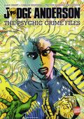 Judge Anderson The Psychic Crime Files TPB (2012) 1-1ST