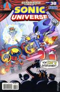Sonic Universe (2009) 38