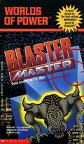Worlds of Power Blaster Master PB (1990 Novel) 1-REP