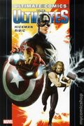 Ultimate Comics: The Ultimates HC (2012 Marvel) By Jonathon Hickman 1-1ST