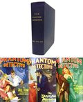 Phantom Detective (Bound Volumes) 1950