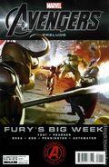 Avengers Prelude Fury's Big Week (2012 Marvel) 1