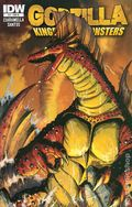 Godzilla Kingdom of Monsters (2011 IDW) 11B