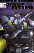 Transformers Robots In Disguise (2012 IDW) 1D