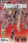 Animal Man (2011 2nd Series) 2B