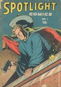 Spotlight Comics (1944) 1