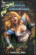 Grimm Fairy Tales Alice in Wonderland (2012 Zenescope) 1C