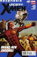 Uncanny X-Men (2012 2nd Series) 1E
