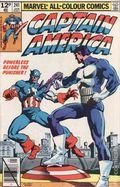 Captain America (1968 1st Series) UK Edition 241UK