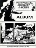 Official Secret Agent Album TPB (1989 Pioneer) 1-1ST