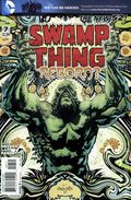 Swamp Thing (2011 5th Series) 7A