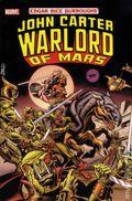 John Carter Warlord of Mars Omnibus HC (2011 Marvel) 1B-1ST