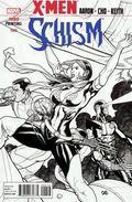 X-Men Schism (2011 Marvel) 2D