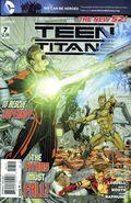 Teen Titans (2011 4th Series) 7A