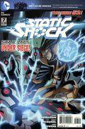 Static Shock (2011 DC) 7