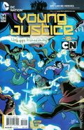 Young Justice (2011 DC 2nd Series) 14