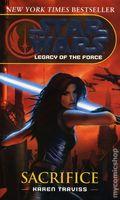 Star Wars Legacy of the Force Sacrifice PB (2008 Del Rey Novel) 1-REP