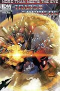 Transformers More than Meets the Eye (2012 IDW) 3A