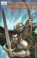 Dungeons and Dragons (2010 IDW) 15B