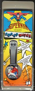Superman Pop-Up Watch (1987) Special Collector's Edition 62-SMPUP