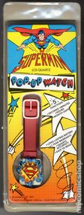 Superman Pop-Up Watch (1987) Special Collector's Edition 0-SMPUP