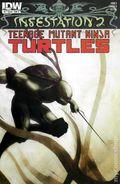 Infestation 2 Teenage Mutant Ninja Turtles (2012 IDW) 1A