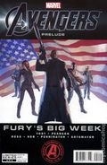 Avengers Prelude Fury's Big Week (2012 Marvel) 2