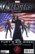 Avengers Prelude Fury's Big Week (2012 Marvel) 2