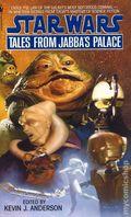 Star Wars Tales from Jabba's Palace PB (1996 Bantam Novel) 1-REP