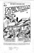 Stuntman Comics (1946) 3