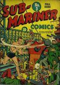 Sub-Mariner Comics (1941) 3