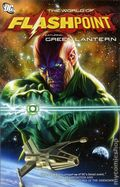 Flashpoint The World of Flashpoint Featuring Green Lantern TPB (2012 DC) 1-1ST
