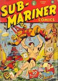 Sub-Mariner Comics (1941) 6