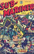 Sub-Mariner Comics (1941) 12