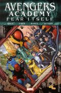 Fear Itself Avengers Academy HC (2012 Marvel) 1-1ST