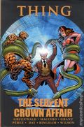 Thing The Serpent Crown Affair HC (2012 Marvel) 1-1ST