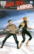 Star Trek Legion of Superheroes (2011 IDW) 5C